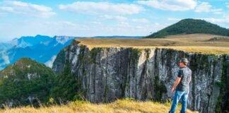 Cânion Monte Negro - São José dos Ausentes