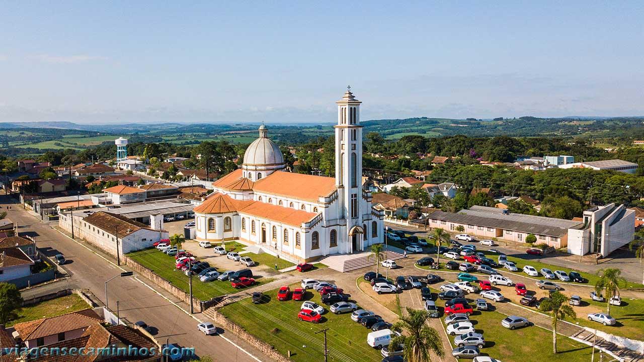 Santuário São Benedito - Lapa