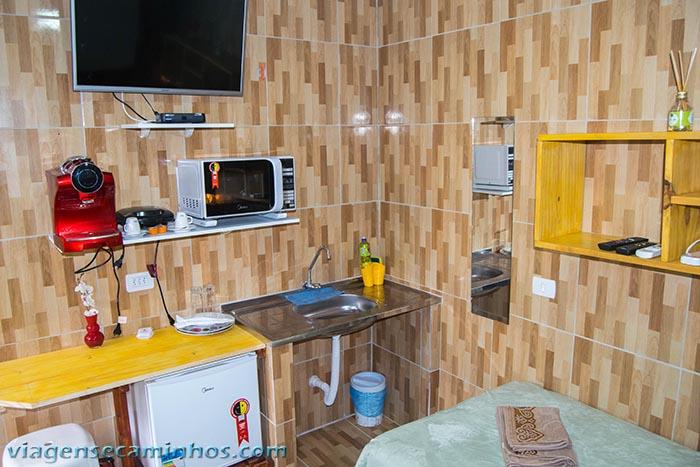 Kit cozinha Casa Noronha Fitness