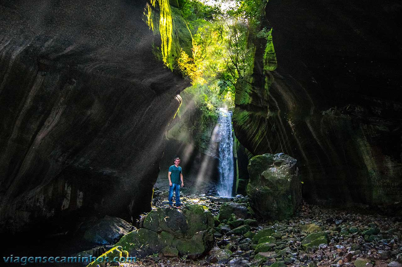 Cascata das Andorinhas - Rolante