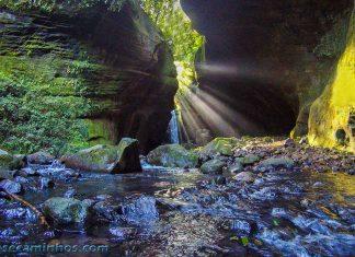 Trilha da gruta das Andorinhas - Rolante