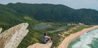 Trilha do Morro da coroa - Praia lagoinha do Leste