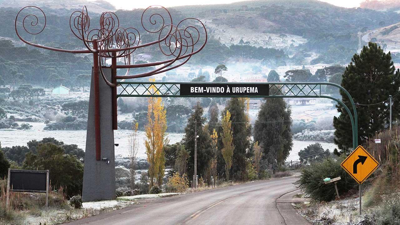 Portal de Urupema