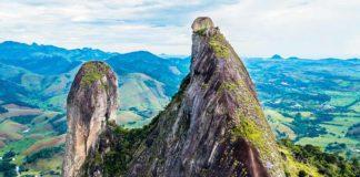 Pedra do Frade e Freira - pedras do Espírito Santo