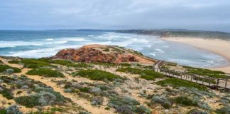 Aljezur - Portugal - Praia da Bordeira