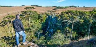Cachoeira da Tapera - Trilha das 5 Quedas