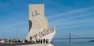 Padrão dos Descobrimentos - Lisboa - Portugal