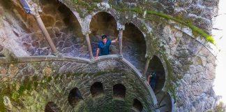 Poço Iniciático da Quinta da Regaleira - Sintra