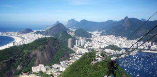 Bondinho Pão de Açúcar - Pontos turísticos do Rio de Janeiro