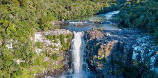 Cachoeira Índios Xokleng - Rio das Antas