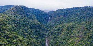 Cachoeira das Três Quedas - Nova Veneza SC