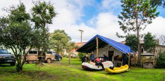 Camping Altos da Serra