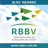 Blog Membro da RBBV - Rede Brasileira de Blogueiros de Viagem